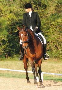 Kelly-Sigler-Dressage